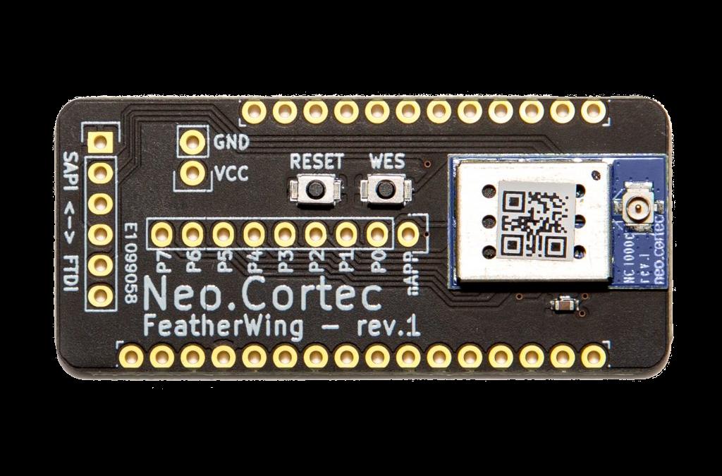 Breakout Board für dynamische IoT-Netzwerke