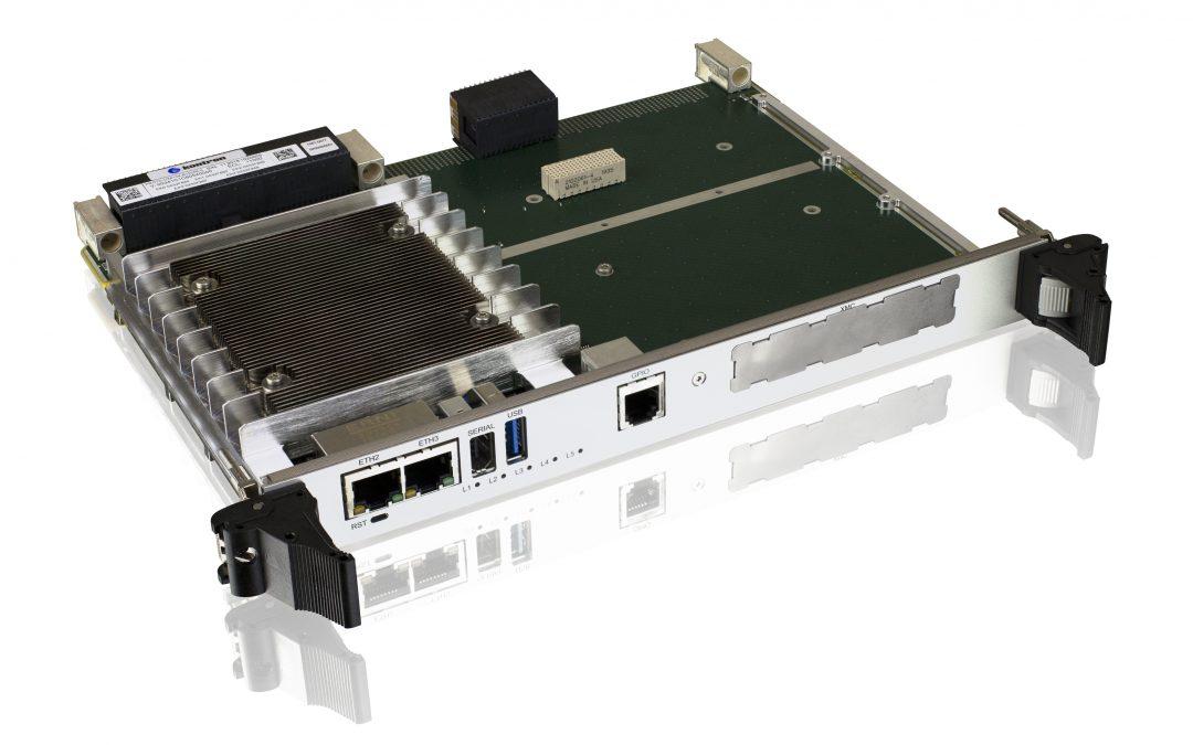 Kontron mit Arm-basierten VPX-Computing-Node
