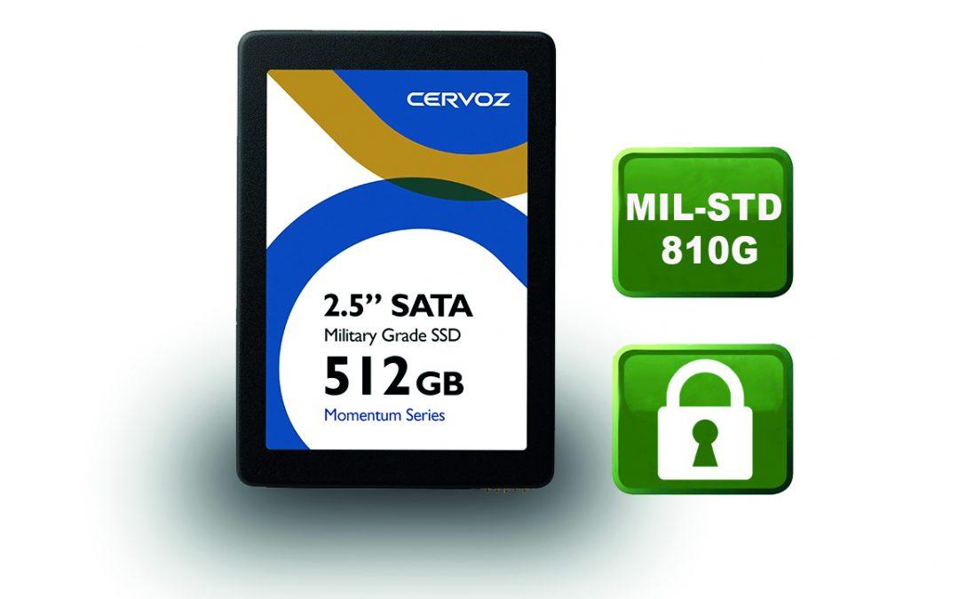 SSD mit mehrschichtigem Datenschutz