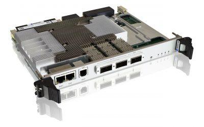 Ethernet-Switch vervollständigt 6HE-VPX-Produktreihe