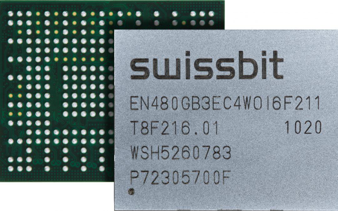 Neue Single-Chip-Speicherlösungen für Industrieanwendungen