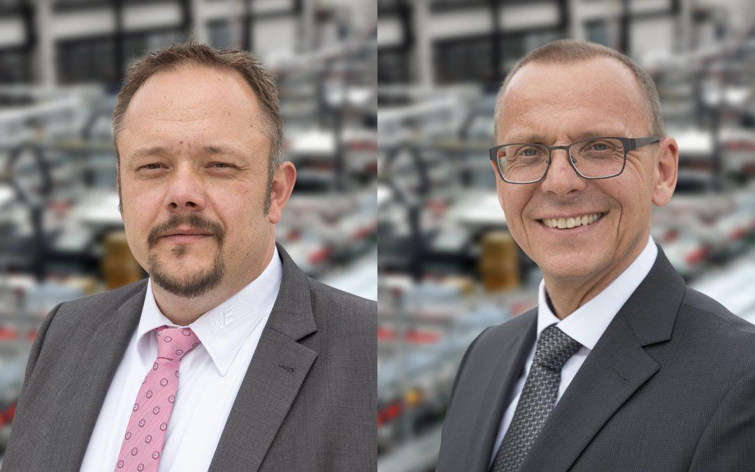 Neue Geschäftsleitung bei Würth Elektronik eiSos