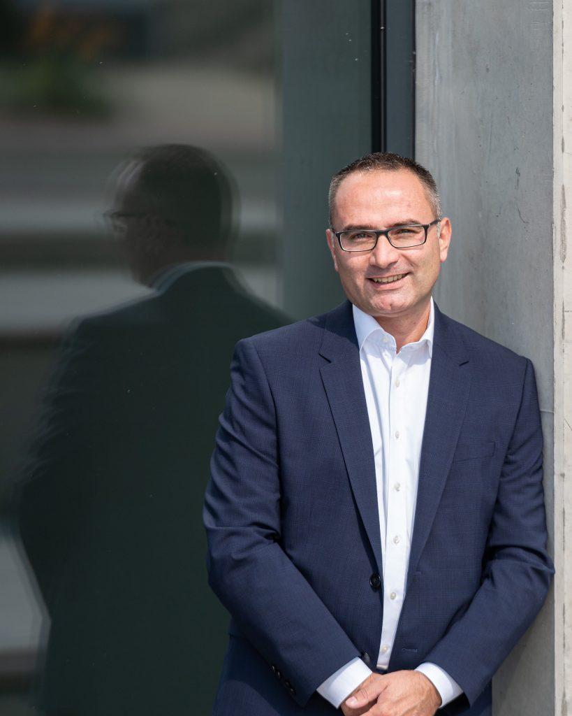Michael Leonhardt, Director Professional Service DACH der iTAC Software AG