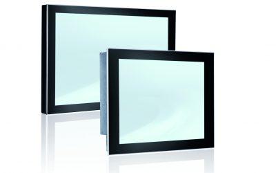 Industrietaugliche Panel-PCs bieten verzögerungsfreie 4K-UHD-Bildqualität