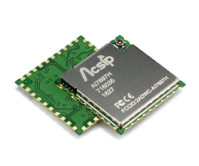 Kombi-WiFi-BLE-Device für IoT