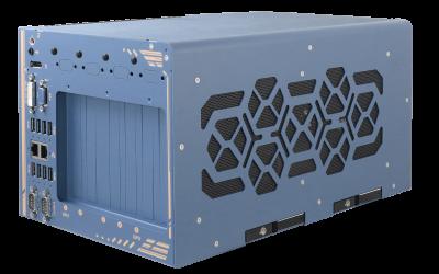 Embedded PC für Autonomes Fahren