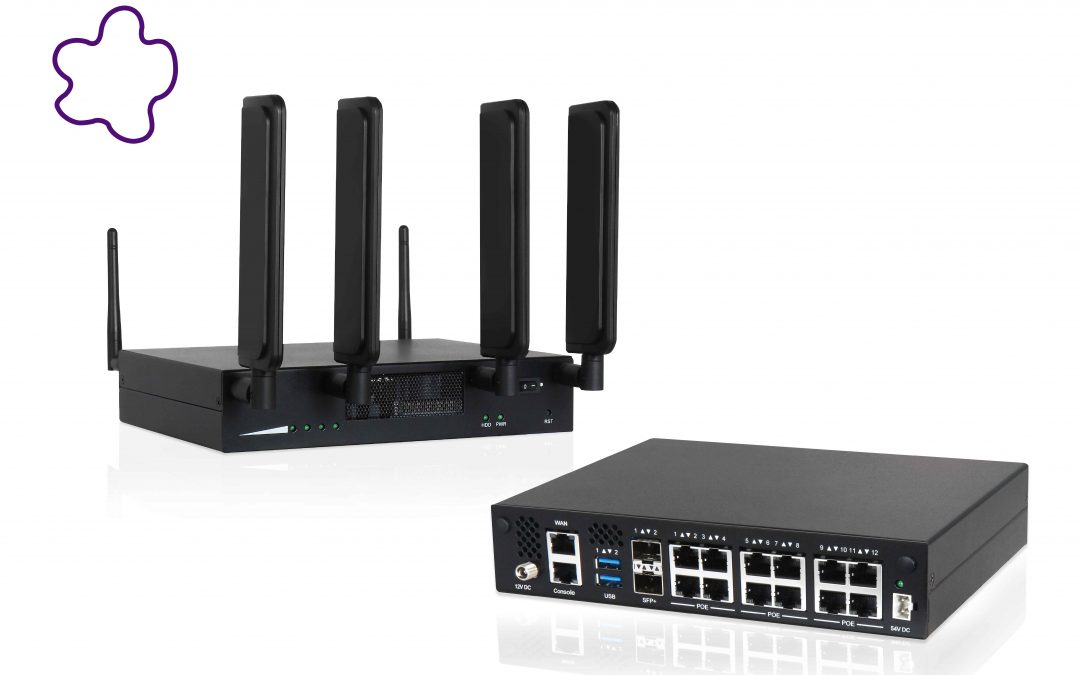 Netzwerk-Plattformen für 5G-Mobilfunk- und WIFI6-Anwendungen