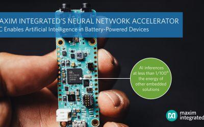 Mikrocontroller für KI-Anwendungen