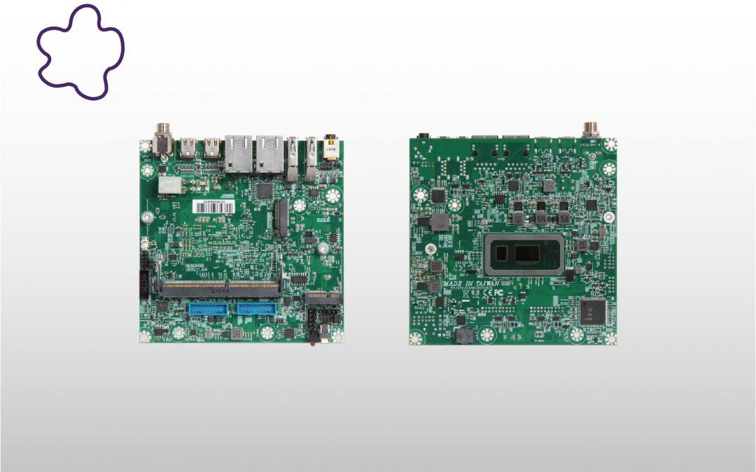 Platzsparende Embedded-Board-Lösung