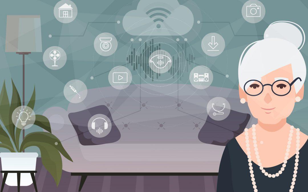 IoT-basierte Assistenzsysteme unterstützen ältere Menschen