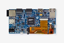 RS erweitert HMI-Sortiment für IoT-Entwicklung