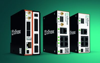 Mobilfunk-Router für sicheren Umstieg von 3G auf 4G