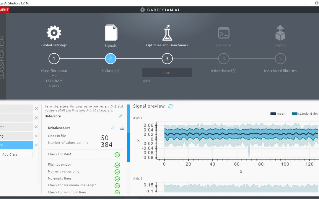 Edge-AI-Tools für Arm Cortex-M-Mikrocontroller