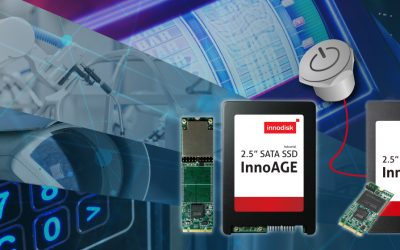 Flash-Laufwerke zur Wiederherstellung von IoT-Daten