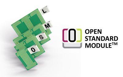 SGET stellt 'Open StandardModule'-Spezifikation für kleine COM vor