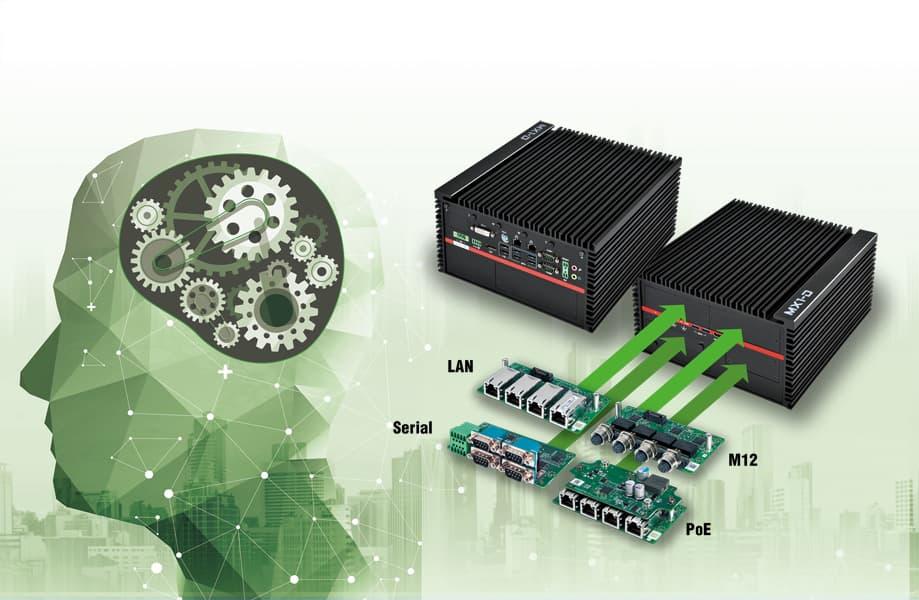 Neues Embedded System für Videoüberwachung