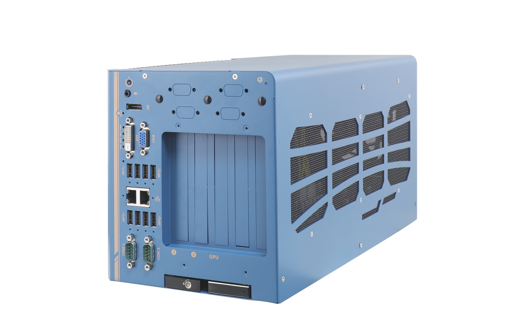 Leistungsstarker Box-PC für intelligente Videoanalyse