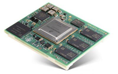 CPU-Embedded-Modul für Sicherheitszertifizierungen