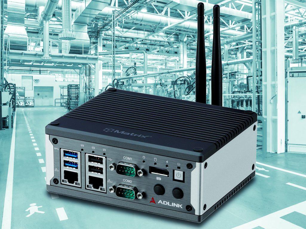 IIoT-Gateway und Embedded-Controller MXE-210 von Acceed