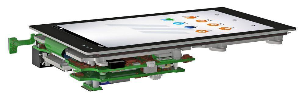 Embedded-Plattform für maßgeschneiderte Bedienschnittstellen