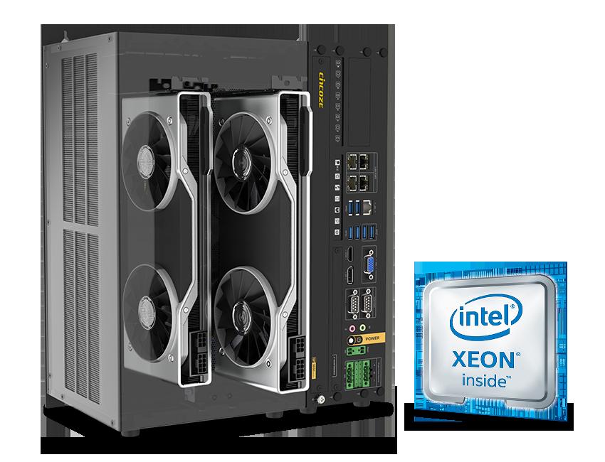 Neuer GPU-Computer für industrielle Anwendungen