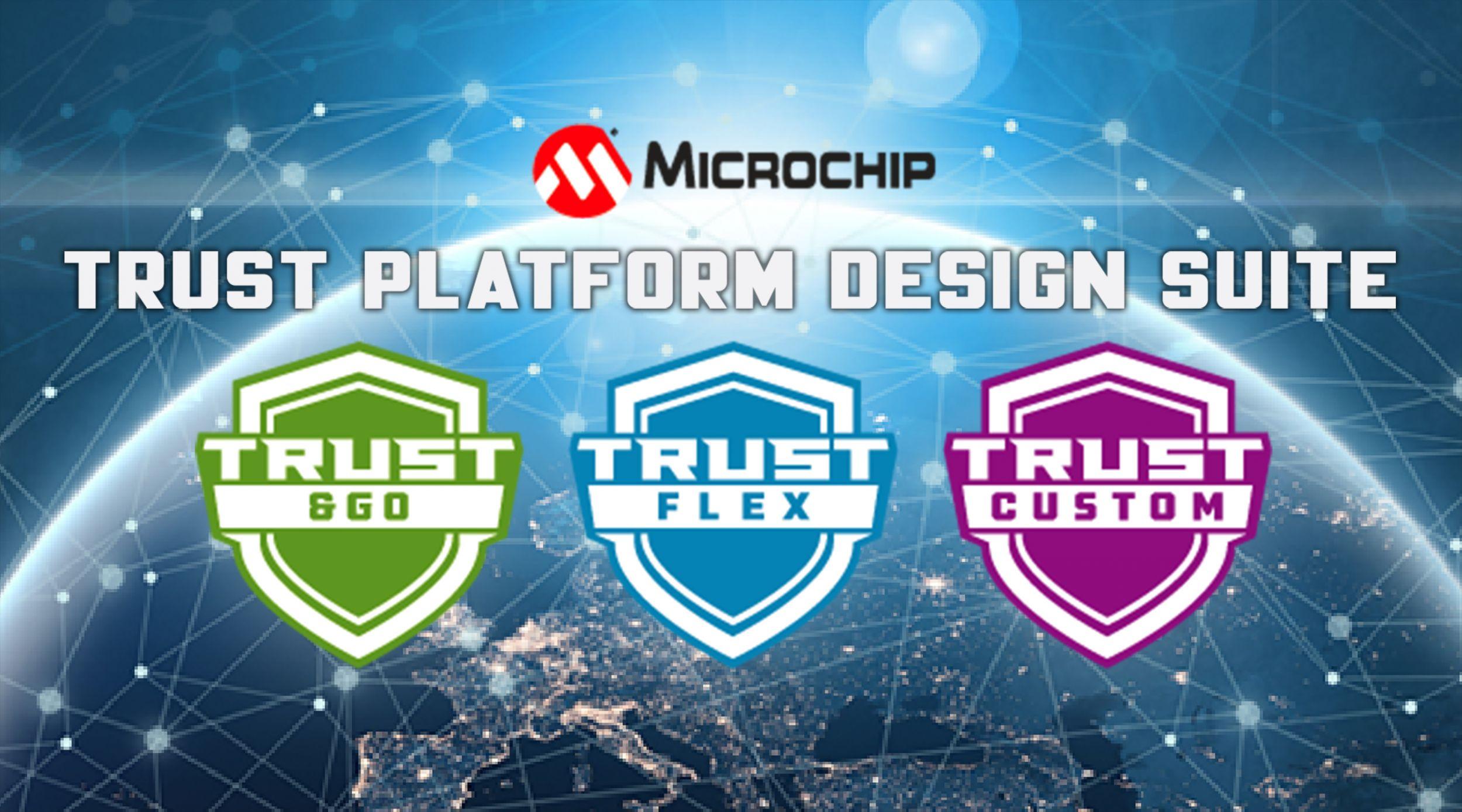 Trust Platform Design Suite beschleunigt Embedded-Sicherheit