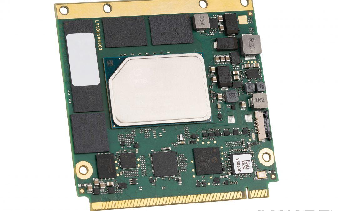 Avnet Integrated erweitert Module für Edge-Computing-Anwendungen