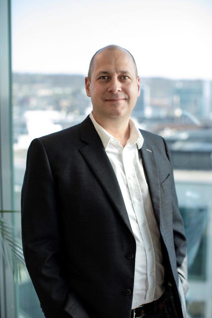 Paul Wielsch ist neuer Chief Technologie Officers (CTO) bei dem Schweizer IoT-Unternehmen Nexxiot. (Bildquelle: Nexxiot)