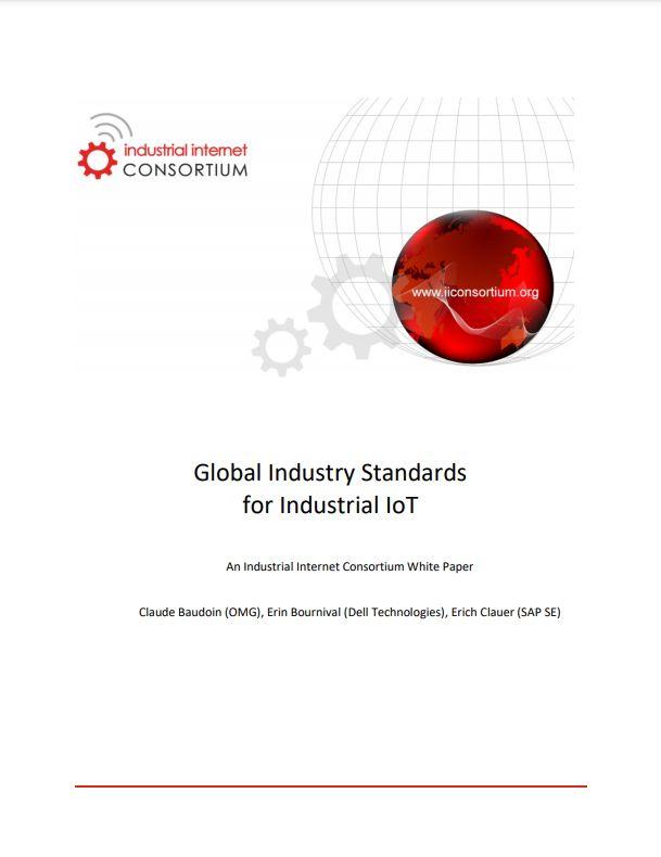 IIC veröffentlicht Whitepaper für globale IoT-Industriestandards