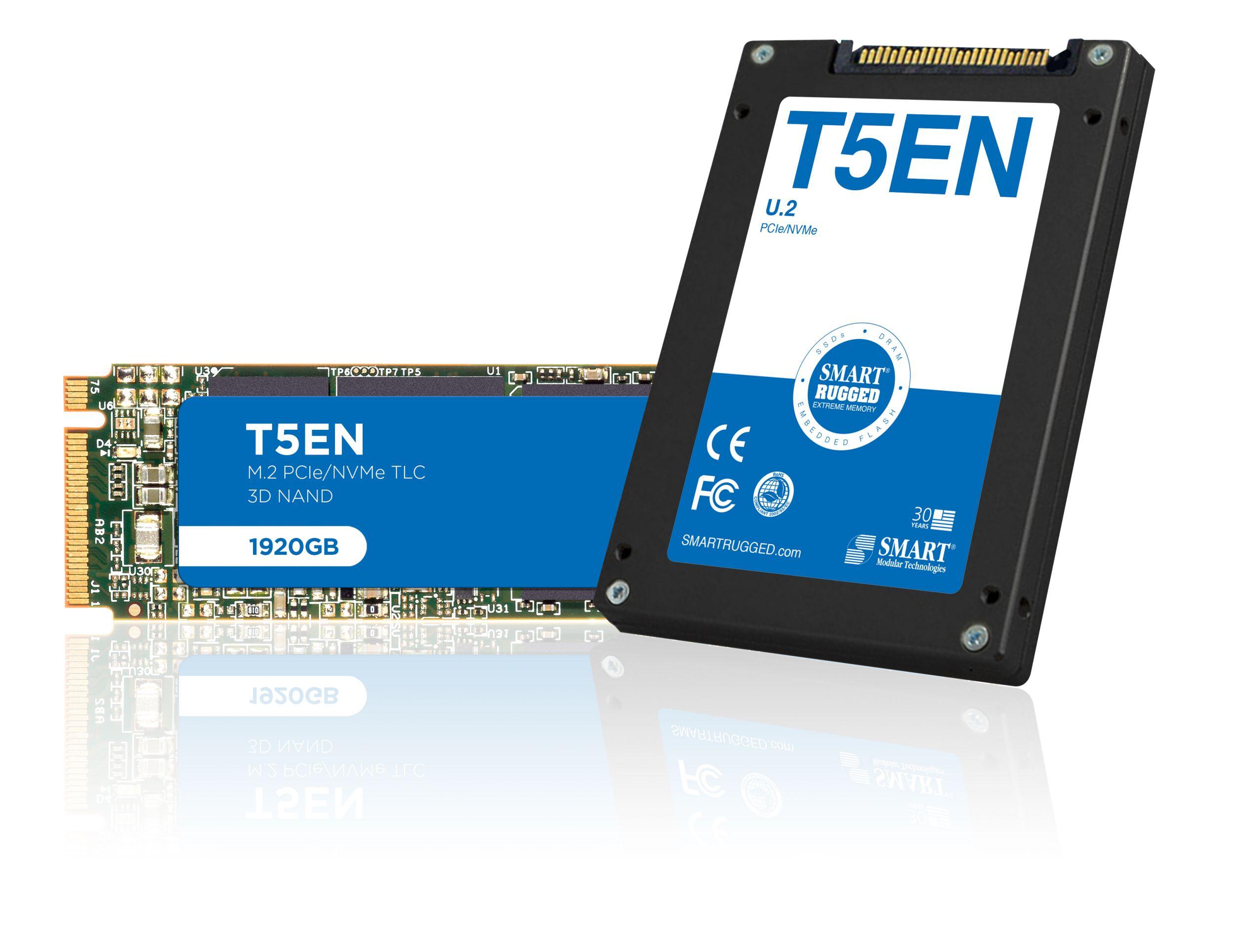 PCIe-Flash-Speicherlösung für industrielle Anwendungen