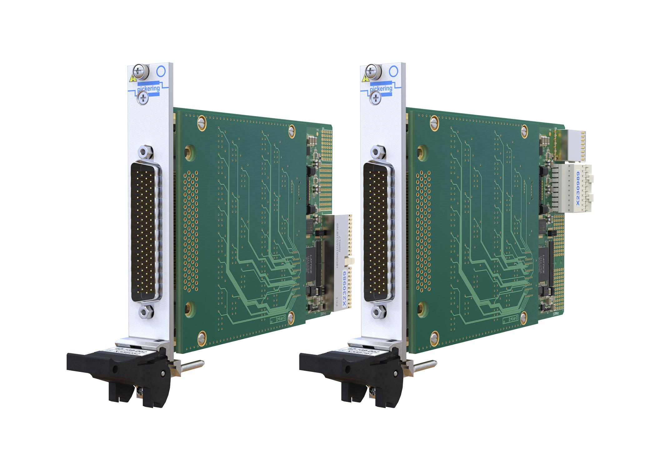 Neues Multiplexer-Modul unterstützt MIL-STD-1553-Tests