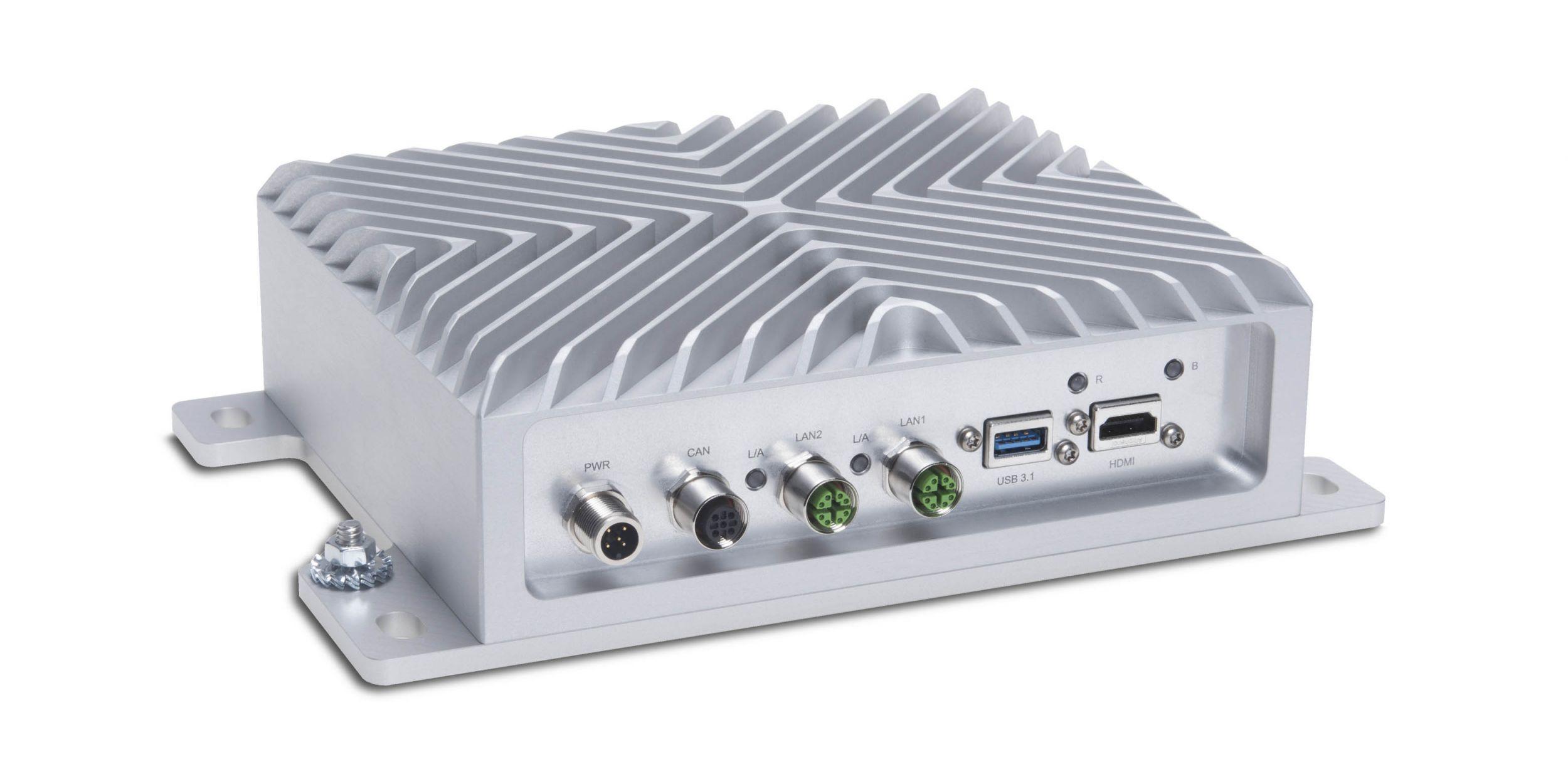 KI Rugged Computer für den mobilen Einsatz