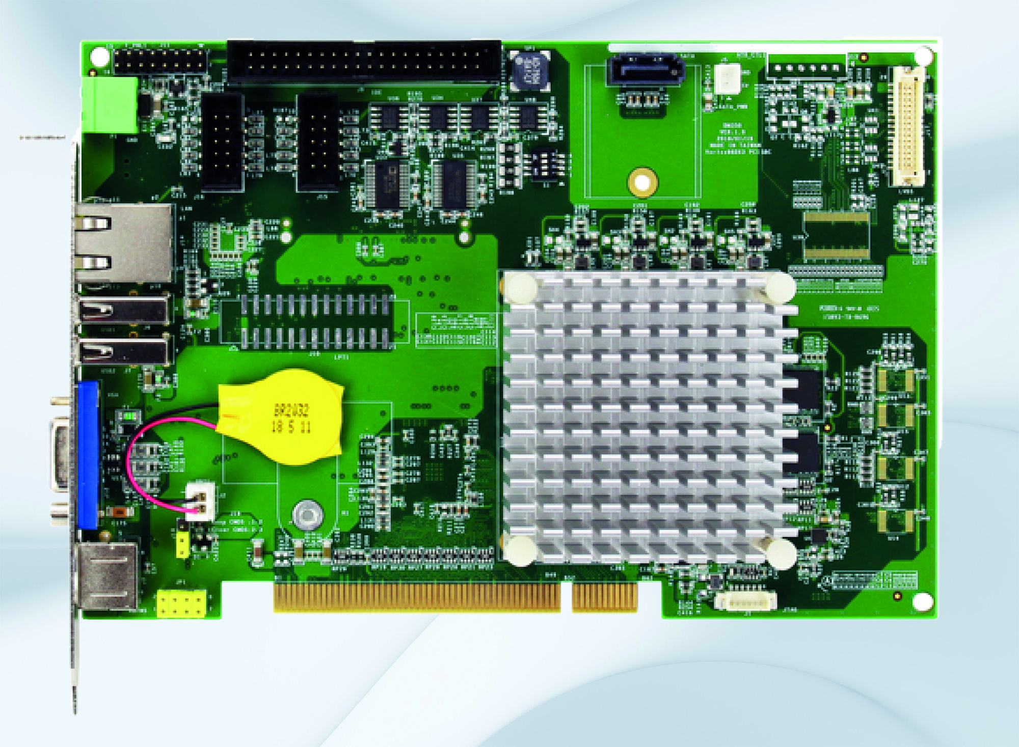 Anlagen-Laufzeit verlängern für ältere PCI-Bus-Systeme