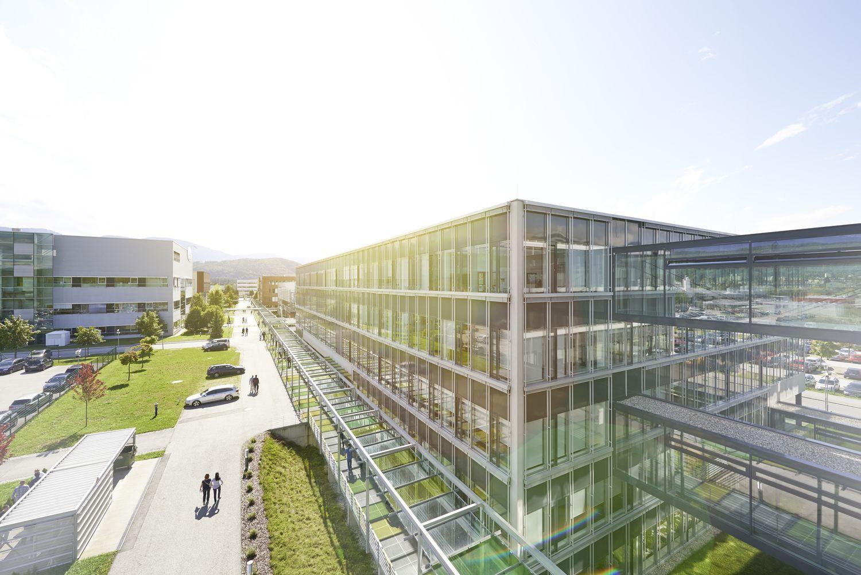 Neue High-Tech-Chipfabrik von Infineon