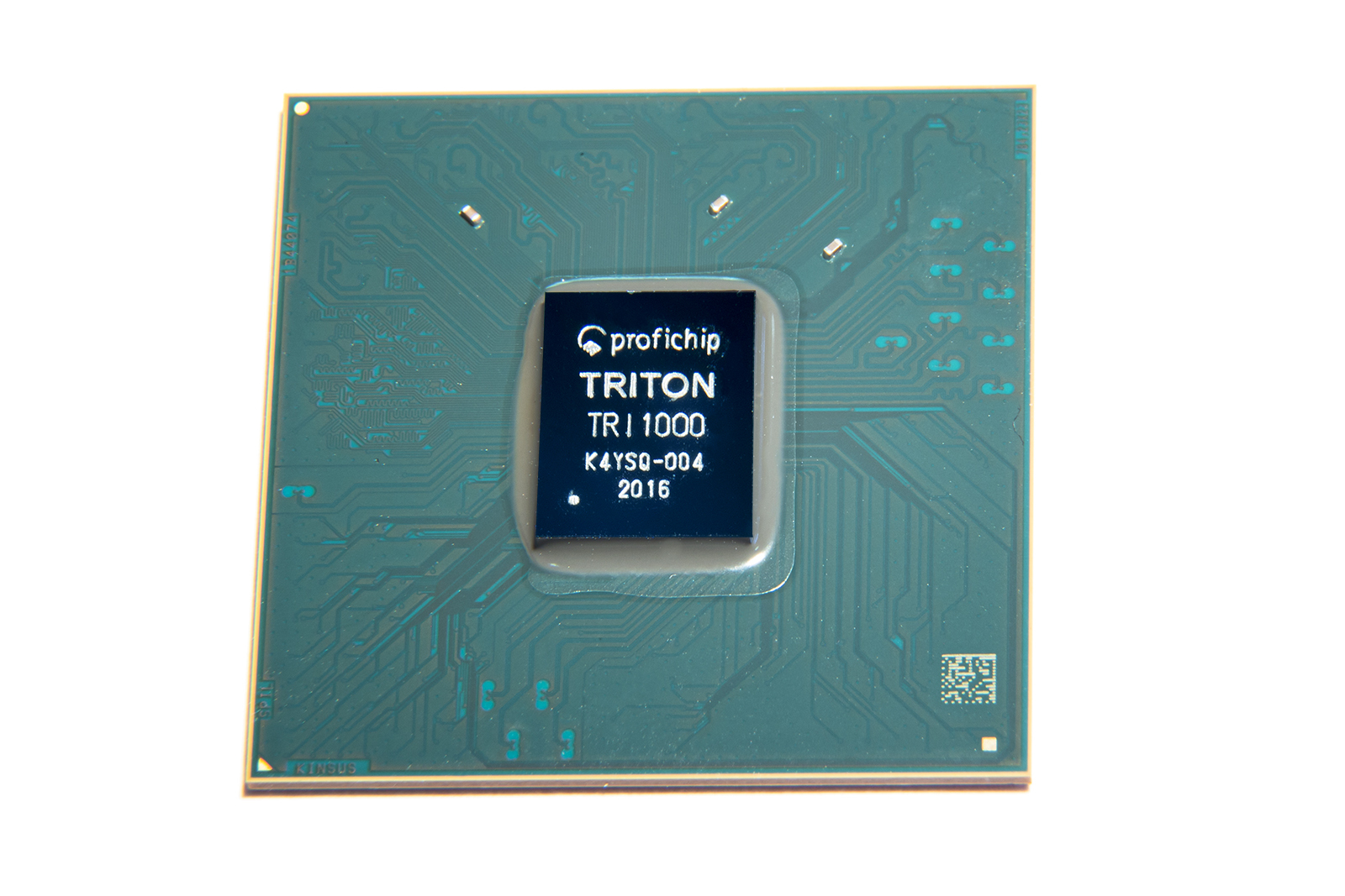 Neues Board Support Package für All-in-One-Chip