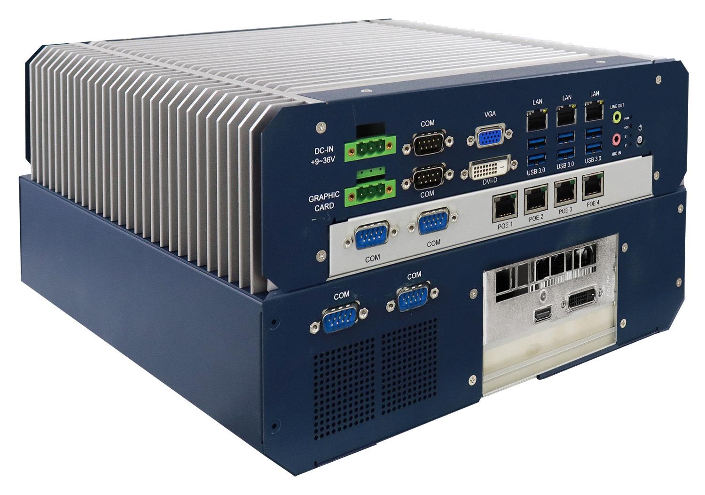 Embedded PC für KI-Anwendungen im industriellen Umfeld