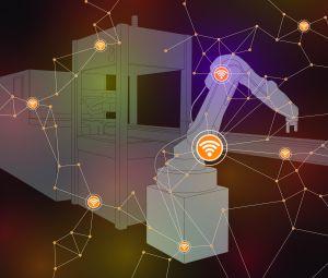 Die Bereitstellung aufwändiger Sensornetzwerke ist eine zentrale Voraussetzung für Wettbewerbsvorteile, welche Industrie 4.0 verspricht. (Bild: The MathWorks GmbH)