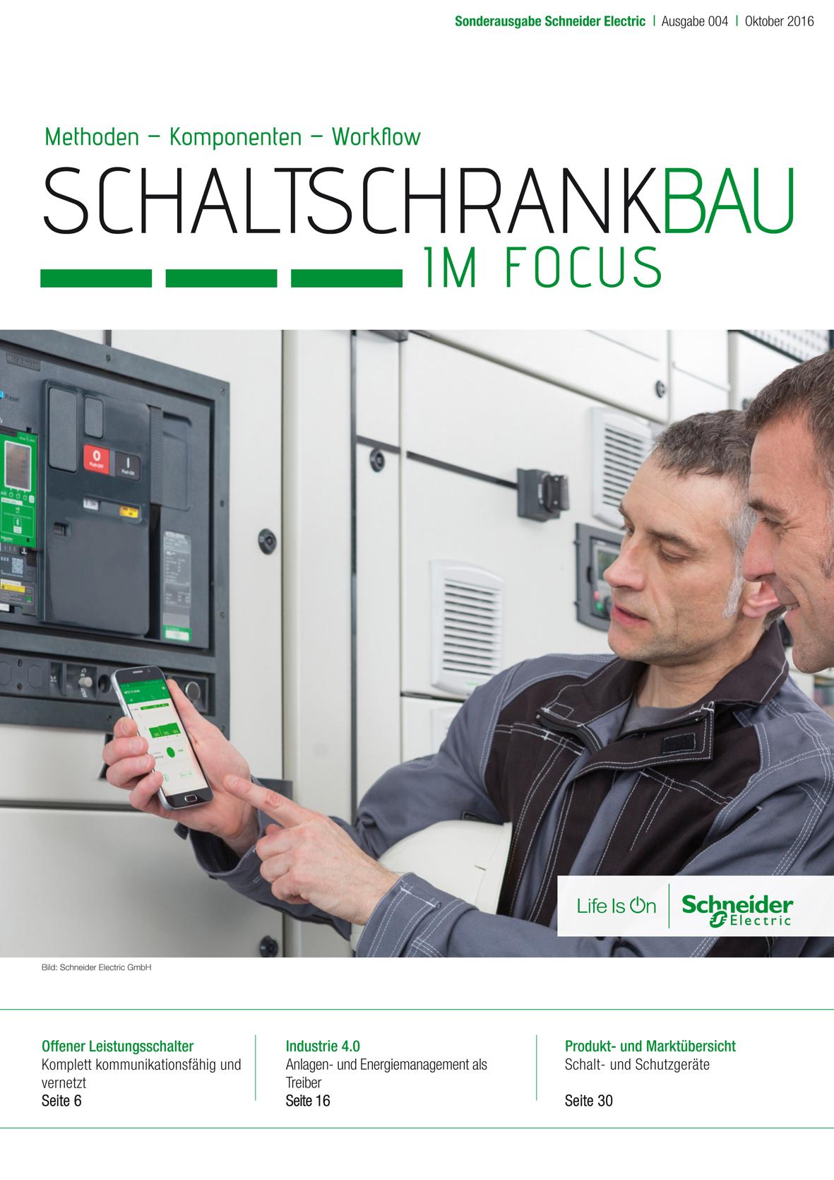 Lösungen für die Energieverteilung im Zeitalter von Industrie 4.0
