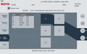 Das Roth Operator Panel ermöglicht den reibungslosen Austausch von Handbediengeräten alter CNC-Anlagen. (Bild: Roth Steuerungstechnik GmbH)