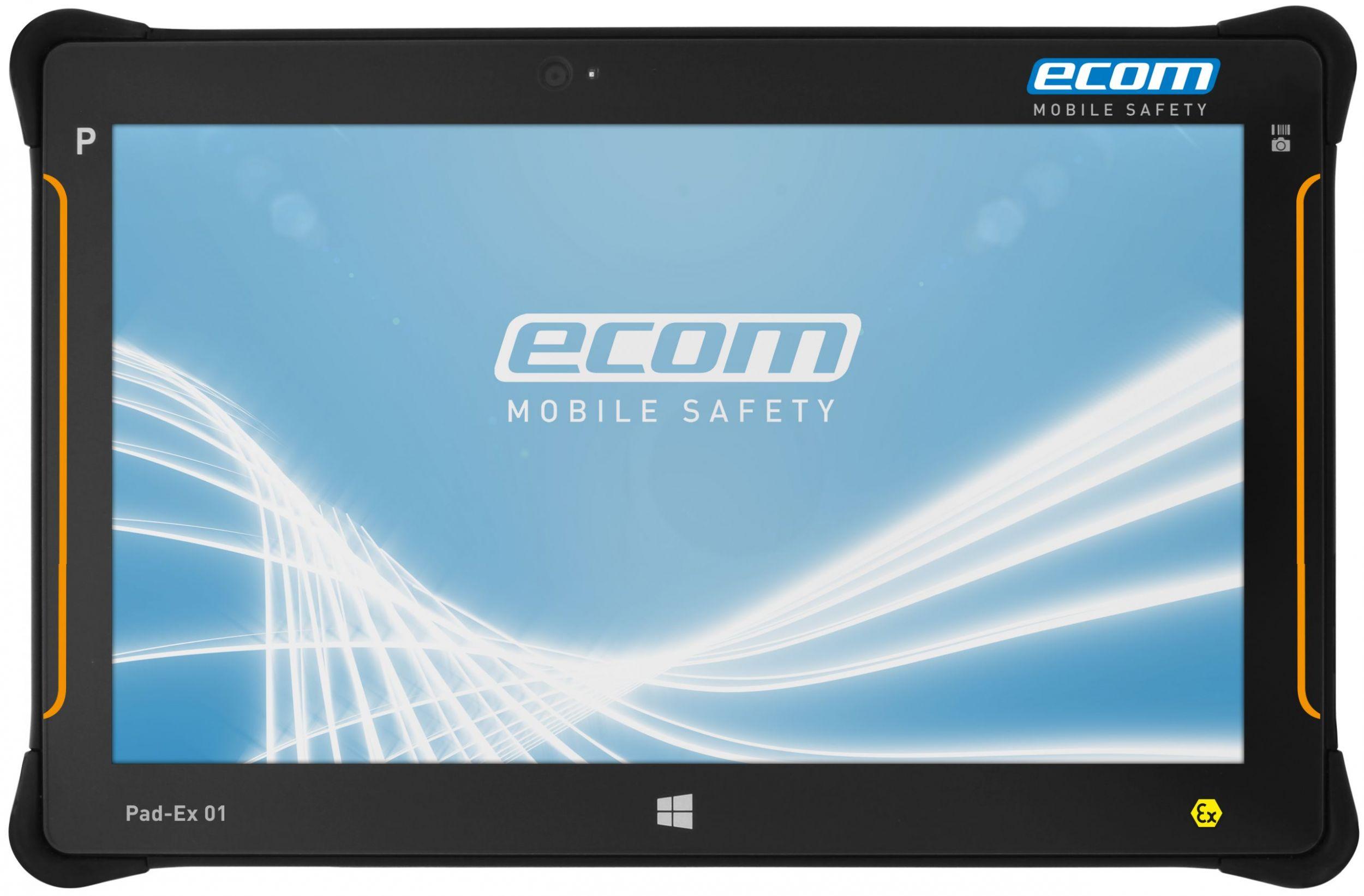 Windows-Tablet-PC für explosionsgefährdete Bereiche