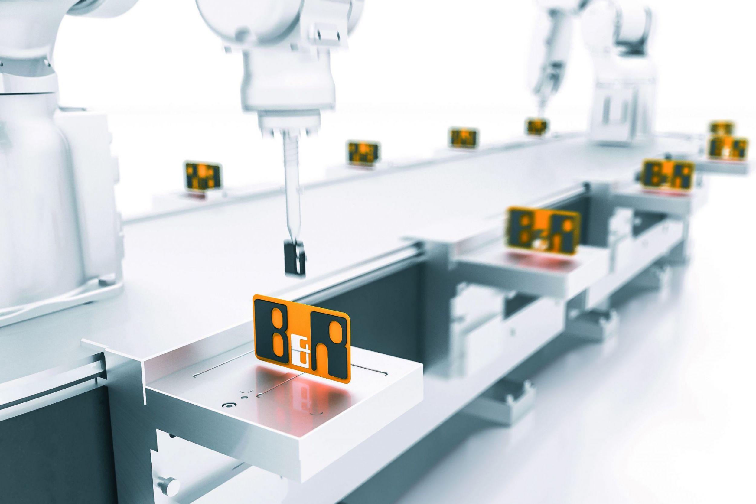 B&R präsentiert intelligentes Transportsystem für Industrie 4.0 auf der SPS IPC Drives