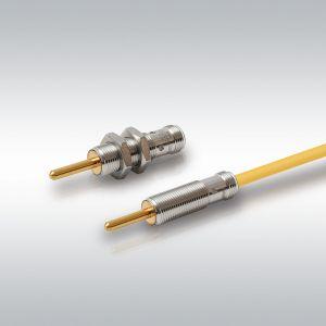 Neben den Varianten mit TiN-Beschichtungen gibt es auch weiterhin die Schweißmutternsensoren im klassischen Edelstahl- oder Messing-Gehäuse an. (Bild: Hans Turck GmbH & Co. KG)