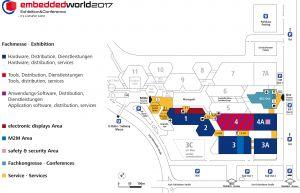 Mit dem Gutscheincode ew17PR können sich Messebesucher ihre kostenfreie Eintrittskarte zur embedded world 2017 sichern. Der Code kann unter www.embedded-world.de/gutschein eingelöst werden. (Bild: NürnbergMesse GmbH)