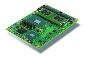 Modul mit neuen Intel-Prozessoren der 7. Generation