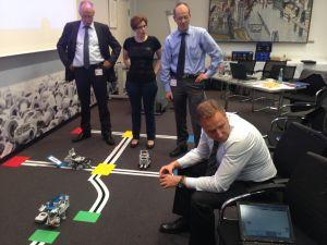 Das Angebot von Lego Mindstorms ermöglicht altersunabhängiges Lernen. (Bild: ITQ GmbH)