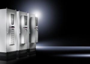 Die Software RiDiag von Rittal sorgt für eine schnelle Fehlerdiagnose bei Kühlgeräten. (Bild: Rittal GmbH & Co. KG)