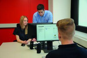 Die Digitalisierung hält Einzug in die Ausbildung