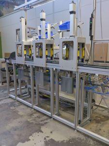 2014 wird Elero zwei weitere automatisierte Montageanlagen dieses Typs mit Produkten aus dem Turck-Programm bauen (Bild: Hans Turck GmbH & Co. KG)