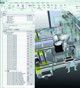 Durch Anbindung von Co-Simulationssystemen können komplexe Zusammenhänge komfortabel simuliert werden. (Bild: Siemens AG)