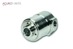 Mit einem Gehäusedurchmesser von 76mm ist er kleiner als vergleichbare Wettbewerbsprodukte. (Bild: Hengstler GmbH)